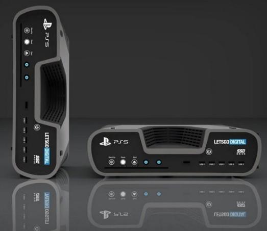 索尼PS5主机硬件信息曝光 搭载超高速定制固态盘