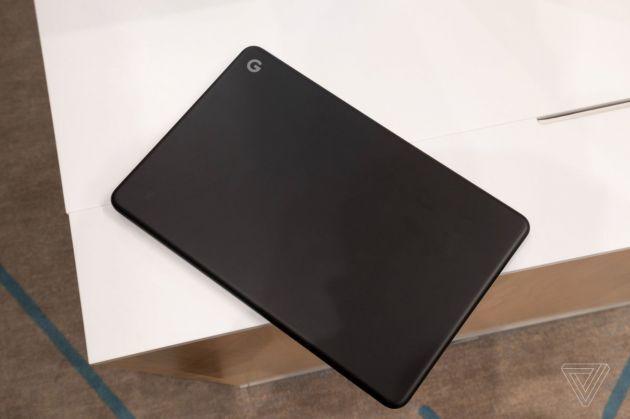 谷歌发布Pixelbook Go笔记本电脑 机身由镁铝合金制成