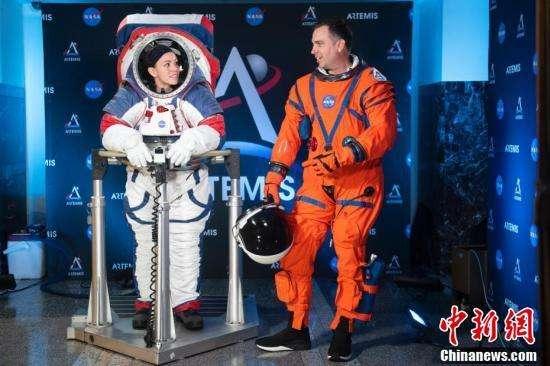 美航天局發布具有更大靈活性和更高安全性下一代登月宇航