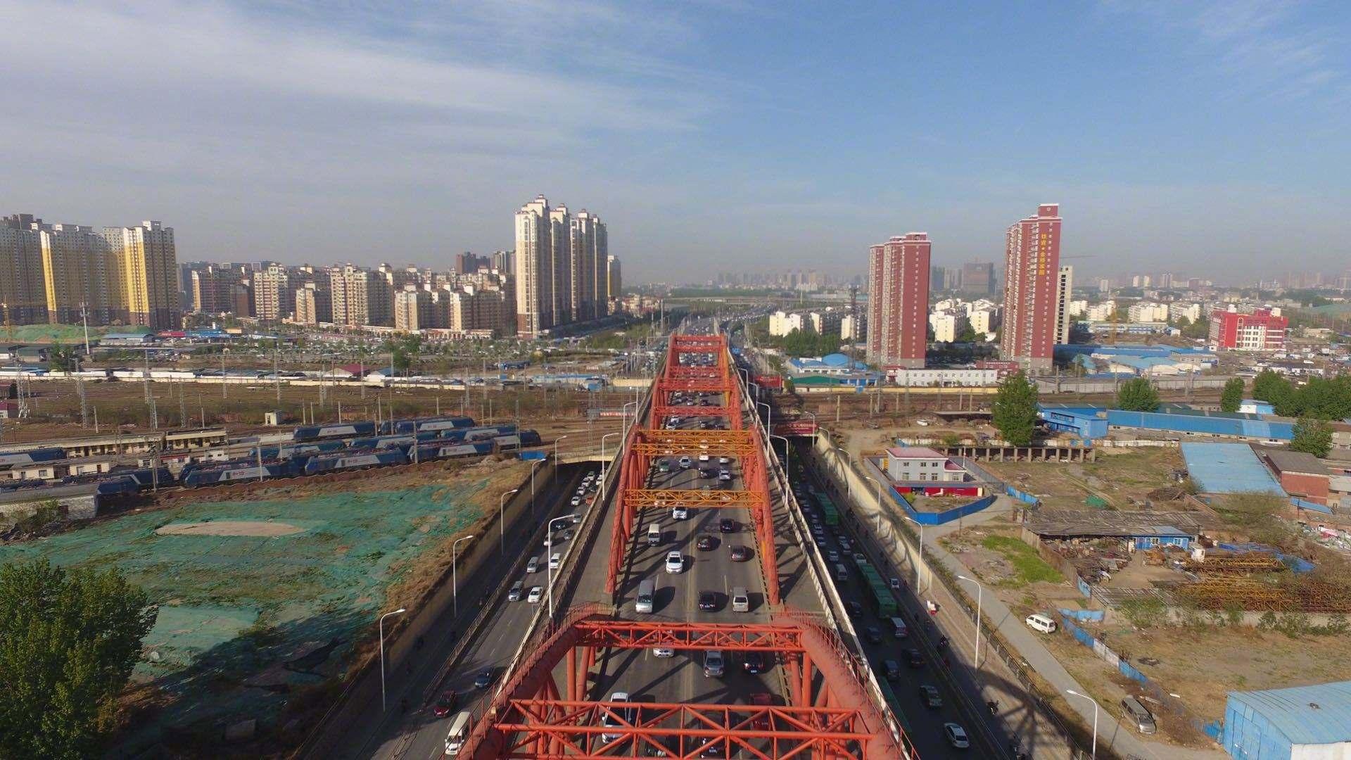 郑州北三环彩虹桥10月26日封闭 禁止一切车辆行人通行