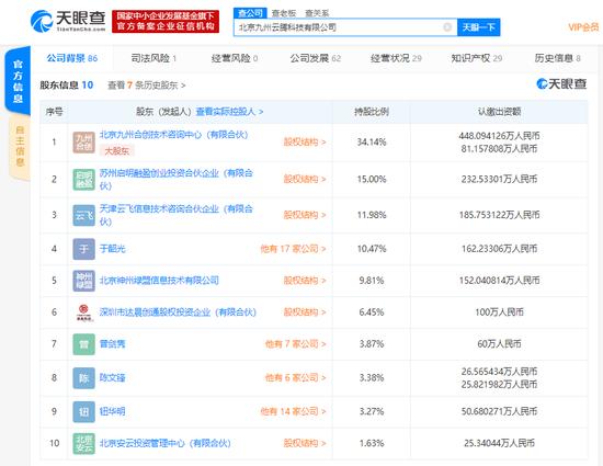 阿里云擬全資收購九州云騰 補充云原生安全能力布局