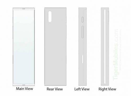 LG手機設計專利曝出 造型非常像電視遙控器