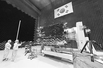 韩国航天计划紧张推进中取得突破 新型飞机研发成功