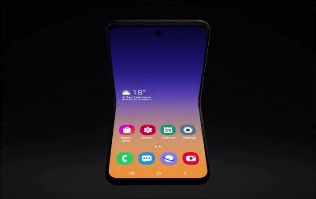 三星Galaxy Z Flip可折叠手机电池曝光 容量为3300mAh