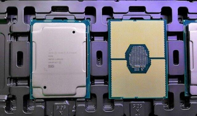 英特尔宣布至强处理器降价 多款售价腰斩