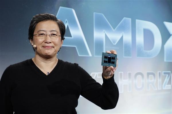 有钱之后还得有人 AMD员工数三年来暴增40%