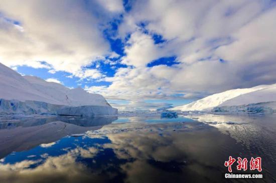 持续的海面高温会促使南极东部冰盖融化 从而使全球海平面进一步升高