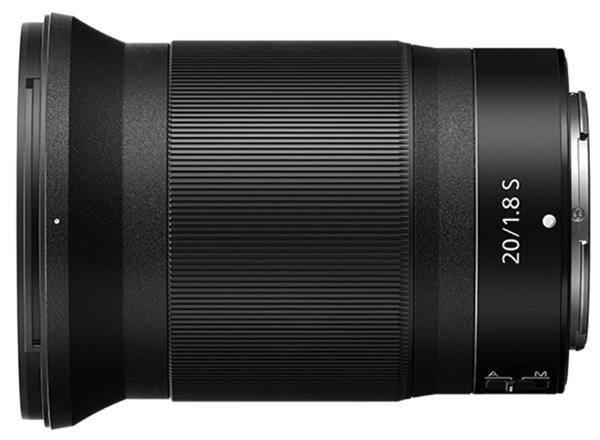 尼康发布Z 20mm/1.8S 镜头