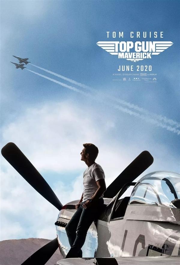 阿汤哥的《壮志凌云2》提前2天公映