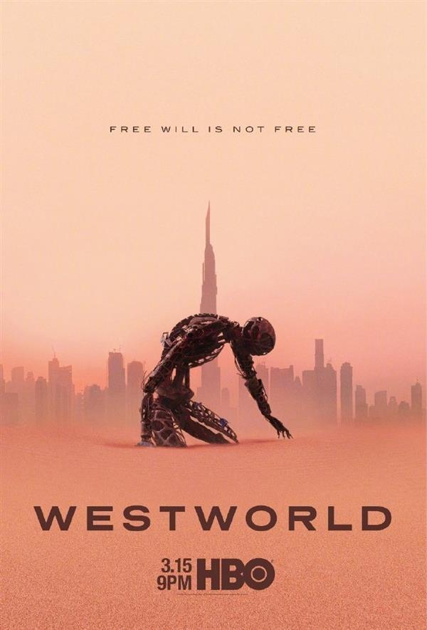 IMDb 9.9分!《西部世界》第3季开播