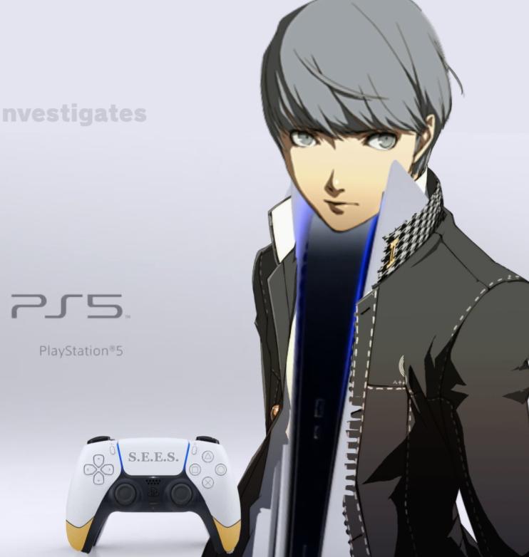 PS5造型被网友们玩坏了