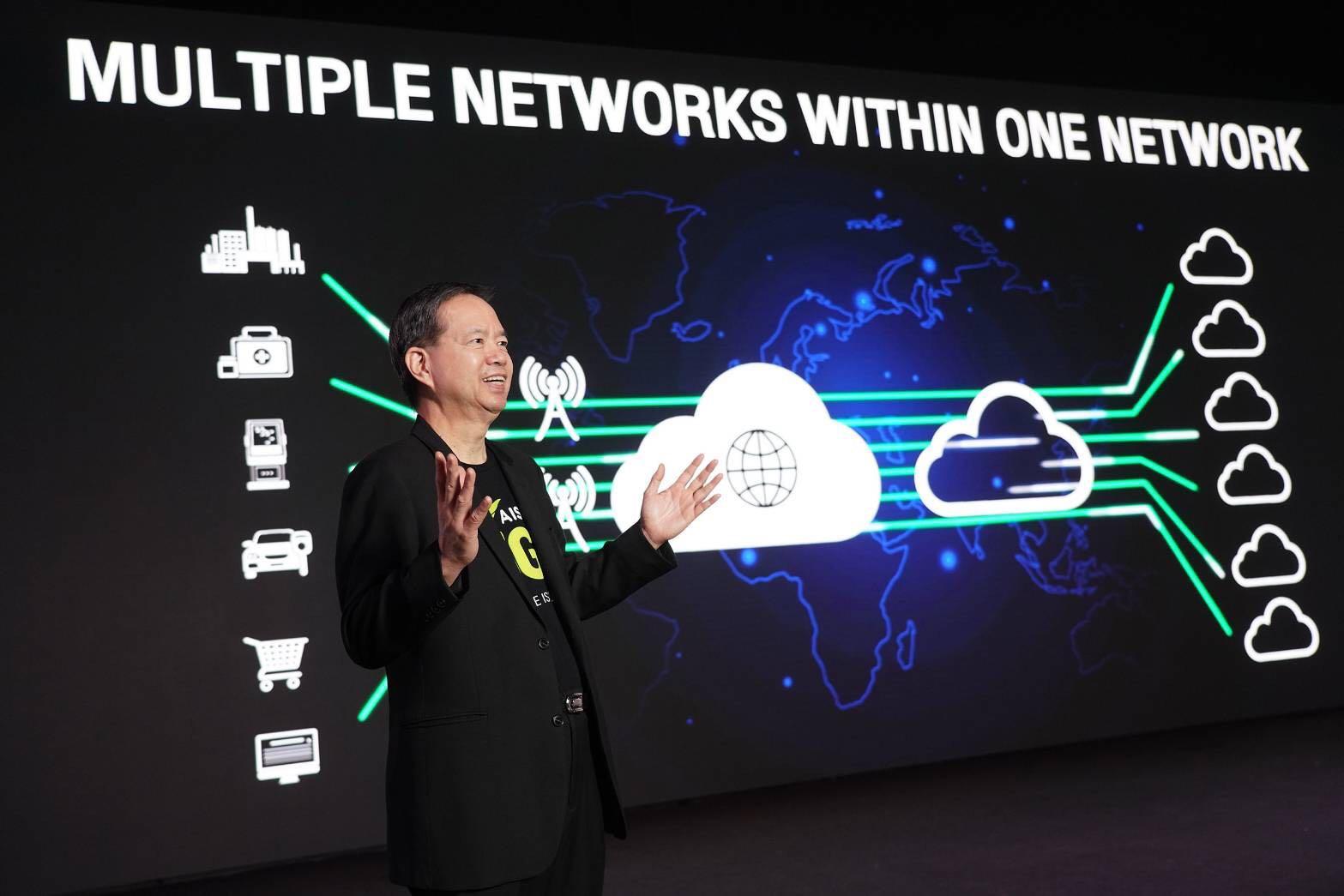 泰国AIS宣布了一项在77个省建立5G基础设施的计划助力经济复苏