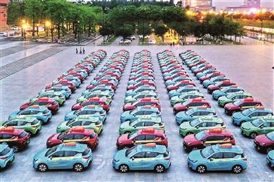 广州出租车将有大变化 将实现微信小程序一键呼叫周围空车